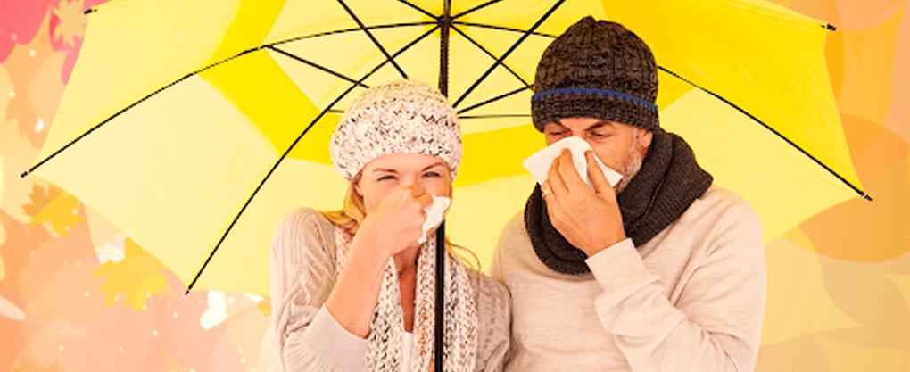 Resfriados - sistema inmune (Laboratorio Cobas)